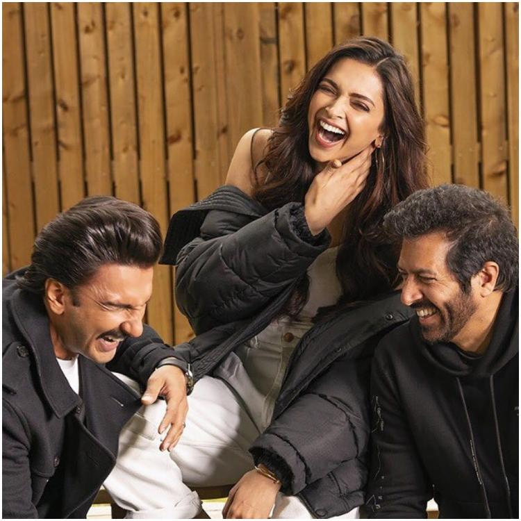 Deepika Padukone comes on board for '83; hubby Ranveer Singh is relieved due to THIS reason