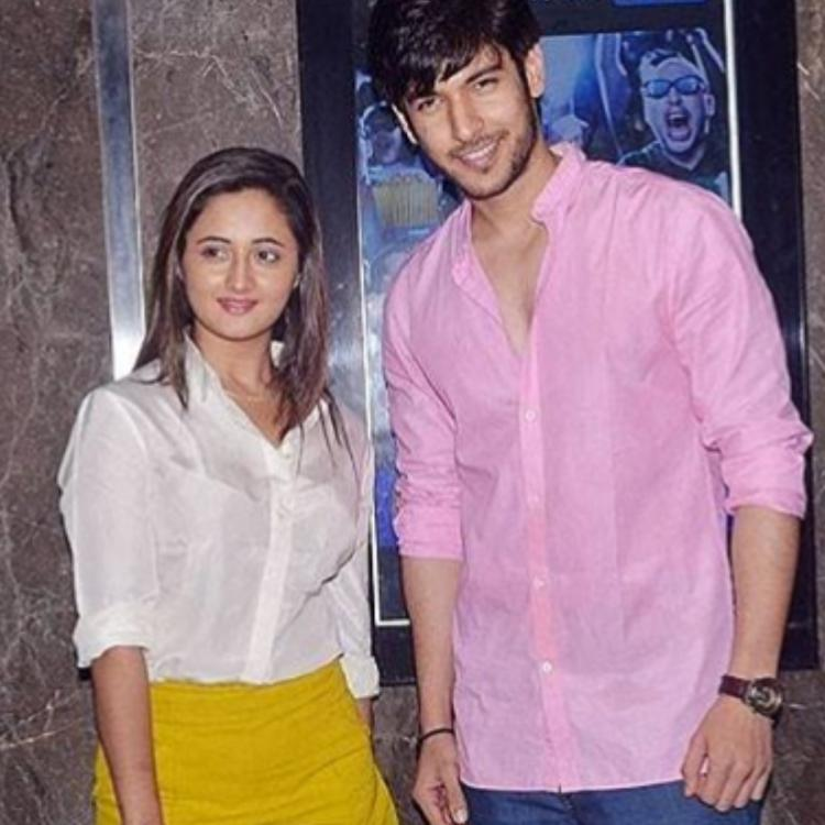 Rashami Desai and Shivin Narang's THROWBACK pictures will make you want to see them together on screen