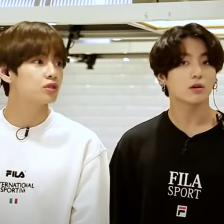 Run BTS Ep 102: V and Jungkook aka Taekook left the ARMY gushing with their adorable moments in the kitchen