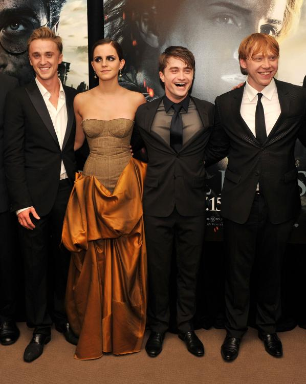 Emma Watson and Tom Felton have been romantically linked on various occasions.
