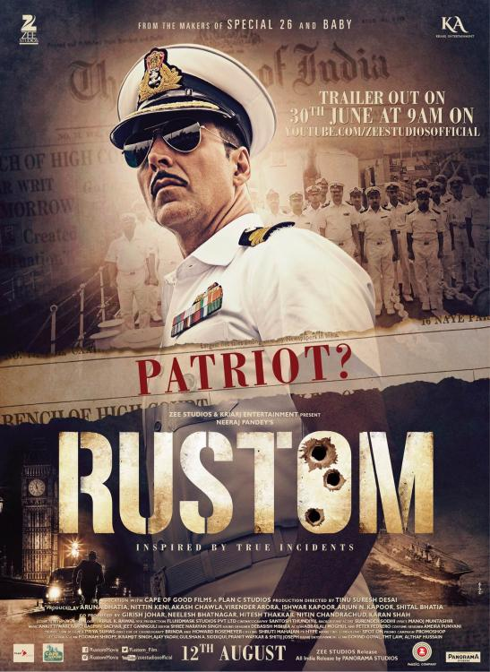 Rustom writer Vipul K. Rawal accused of hurting sentiments of the Christian community