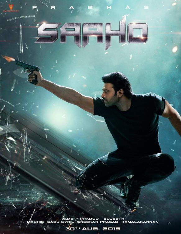 Saaho Collection Day 4 Worldwide, Saaho 4 Days Collections