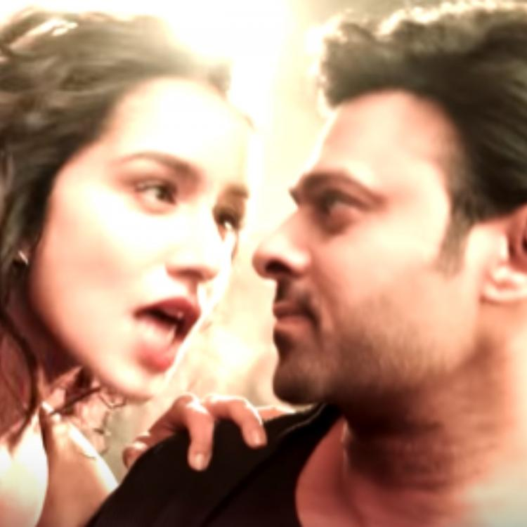 Saaho Psycho Saiyaan song OUT: Prabhas & Shraddha Kapoor's oomph and swag make it the perfect party number