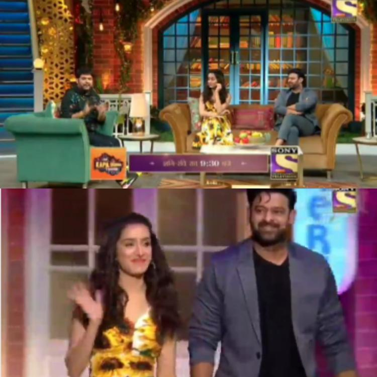 The Kapil Sharma Show PROMO: Saaho stars Prabhas, Shraddha Kapoor and Neil promise a fun filled weekend