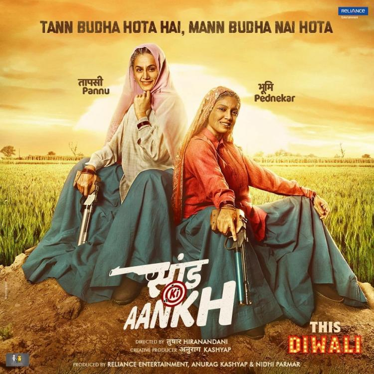 Saand Ki Aankh Movie Review: Much ado about nothing on the inspirational life of underdogs