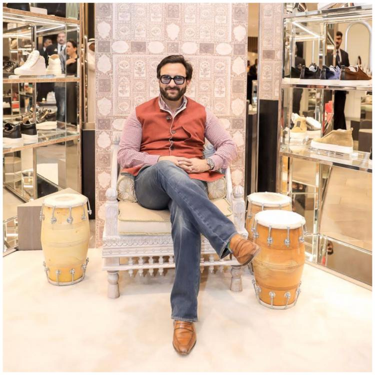 EXCLUSIVE: Saif Ali Khan to get German professionals to train him for high action scenes of his next Taanaji