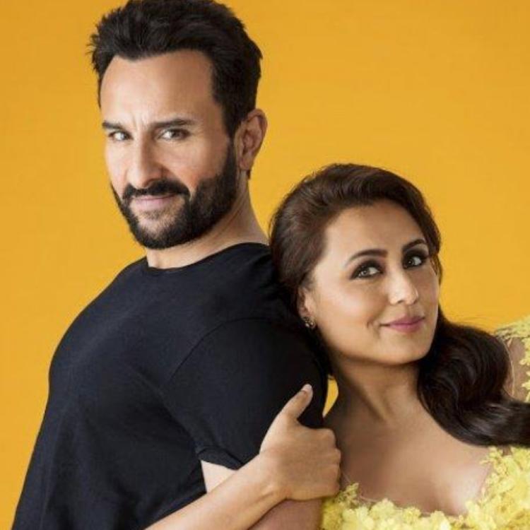 Saif Ali Khan and Rani Mukerji to shoot a slick climax for Bunty Aur Babli 2 in Abu Dhabi; Deets Inside