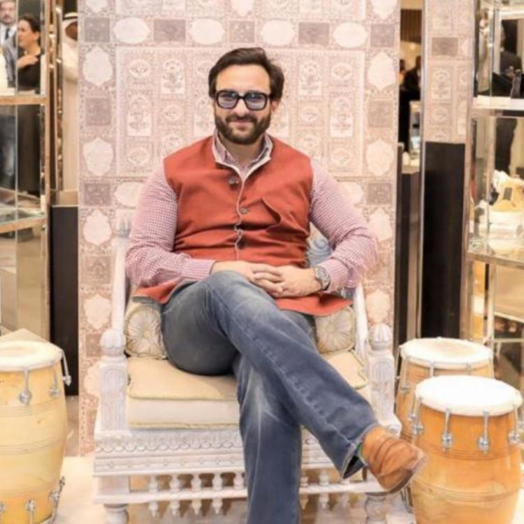 Saif Ali Khan gives credit to former wife Amrita Singh for his success; Here's why