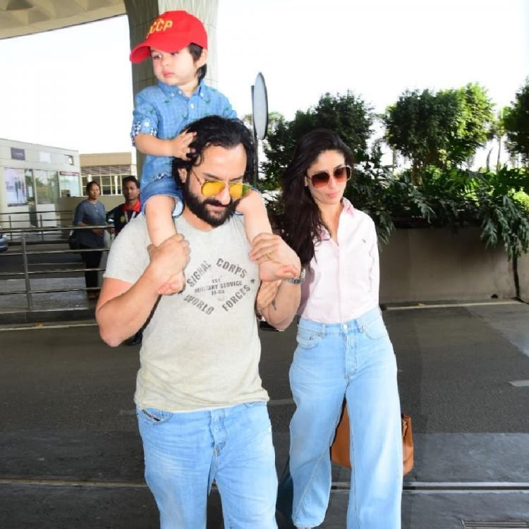 Kareena Kapoor Khan: It is important for Taimur Ali Khan to be with his parents someplace we're not recognised