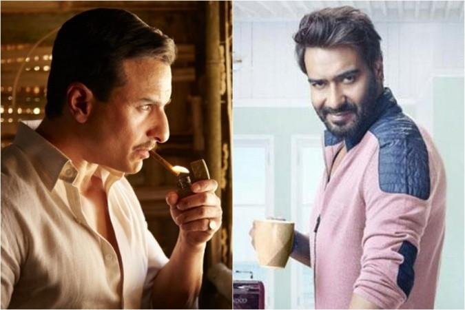 News,saif ali khan,Ajay Devgn,Taanaji: The Unsung Warrior