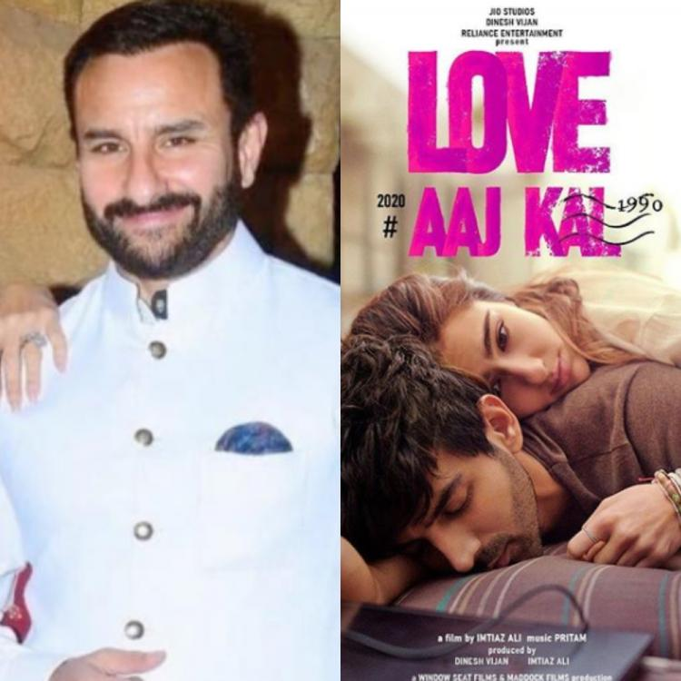 Love Aaj Kal: Saif Ali Khan reveals he loved his trailer more compared to the present one; DEETS inside