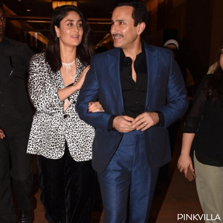 PHOTOS: Kareena Kapoor Khan and Saif Ali Khan are giving out major couple goals as they suit up