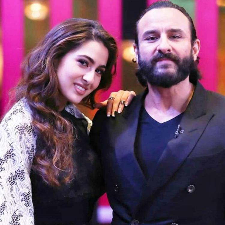 Saif Ali Khan reveals the thing he loves the most about daughter Sara Ali Khan; Find Out