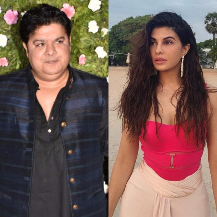 Ex flames Sajid Khan and Jacqueline Fernandez are mending their relationship & becoming good friends?