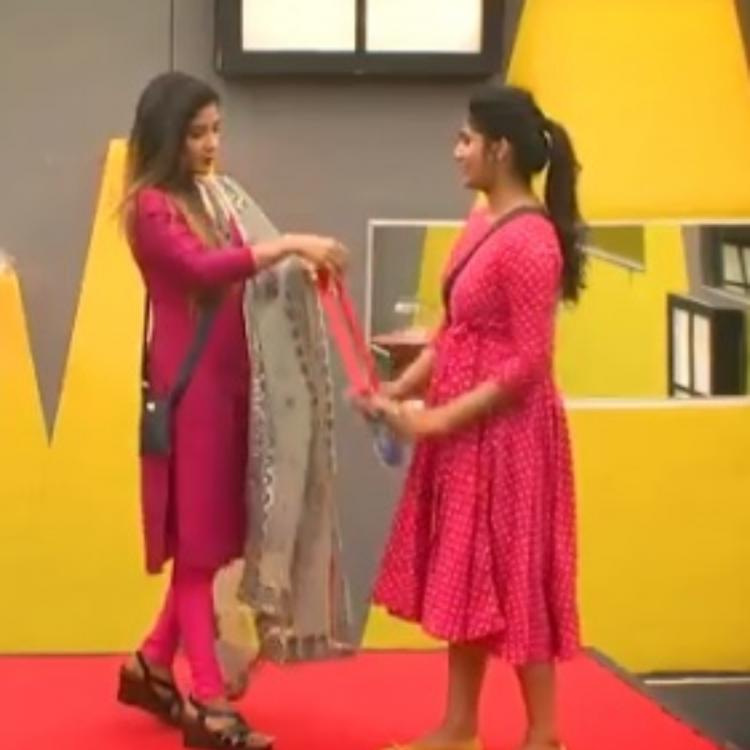 Bigg Boss Tamil 3: Losliya gets into an ugly spat with