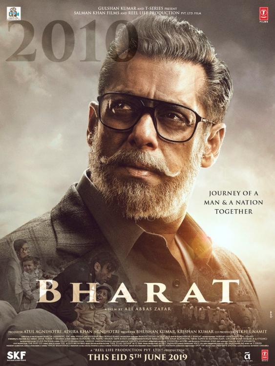 Bharat New Poster DECODED: Salman Khan's intriguing and old look reveals much more than what meets the eyes