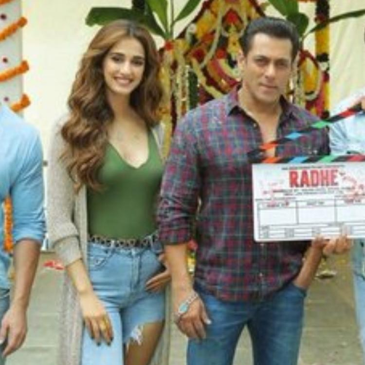 Will Salman Khan's superstardom overshadow Disha Patani in their film upcoming film Radhe? The Actress answers