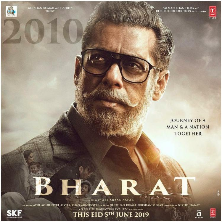 Salman Khan's Bharat subtly gives a fitting TRIBUTE to Amitabh Bachchan, Shah Rukh Khan & Sachin Tendulkar