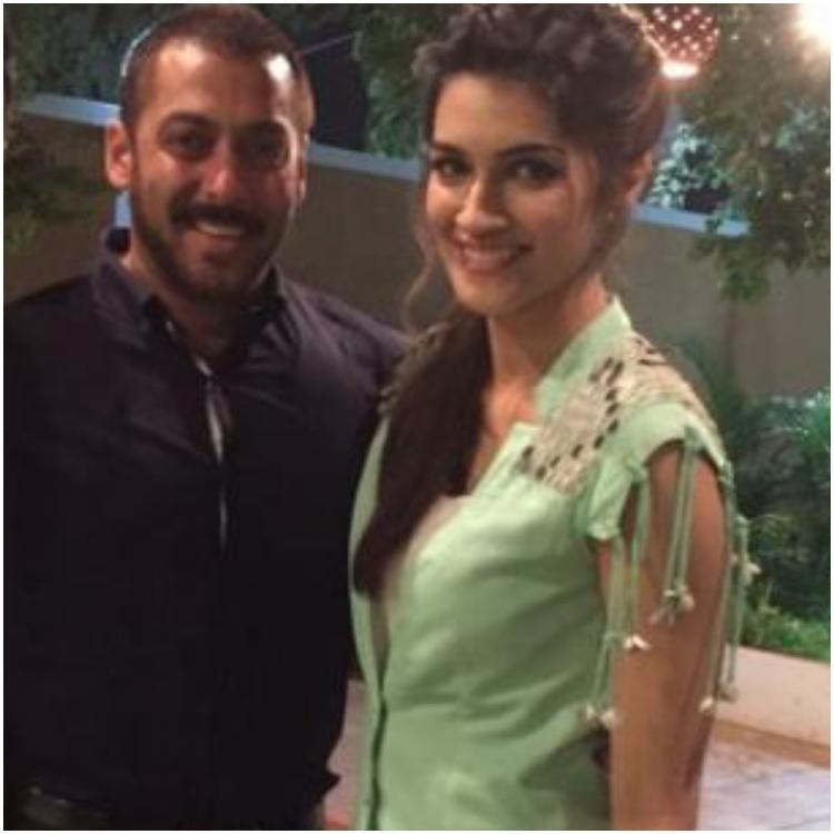 Salman Khan finds his leading lady for Kabhi Eid Kabhi Diwali in Kriti Sanon?