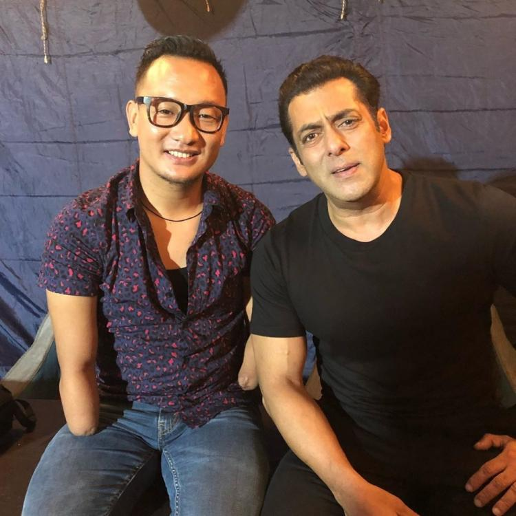 Salman Khan & Indian Idol fame Thupten Tsering singing together is the best thing on the internet; WATCH