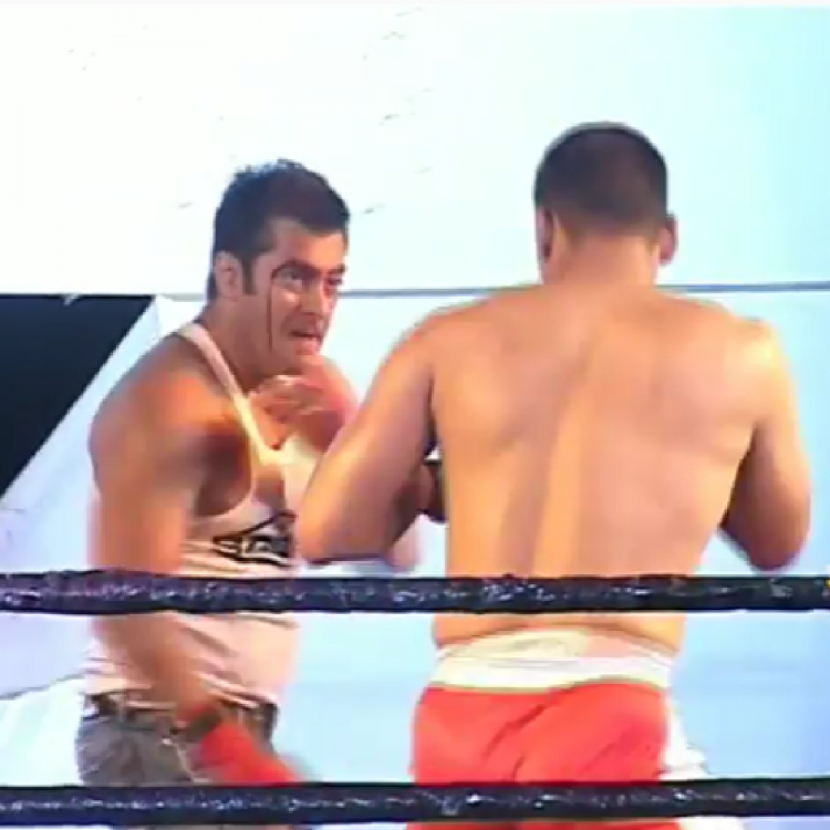 Salman Khan boxing and sweating it out in THIS throwback video is all the 'fitspiration' we need; WATCH
