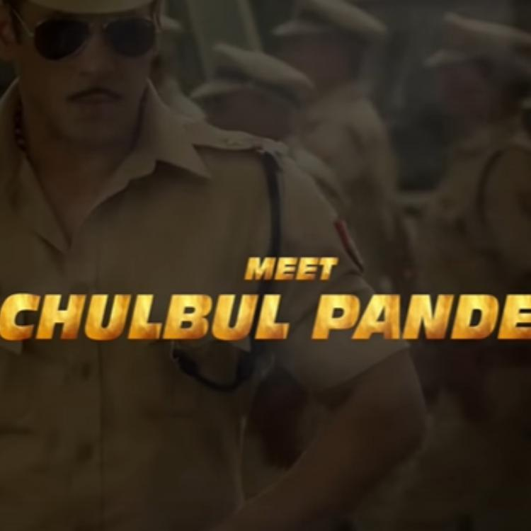 Salman Khan starrer Dabangg 3's BTS video will show you the other side of Chulbul Pandey; Watch