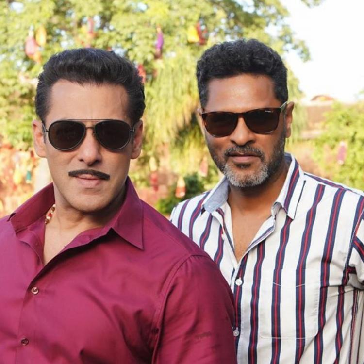 Salman Khan and Prabhudheva's next cop drama gets a title? Find out