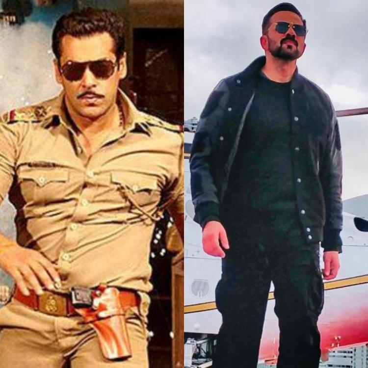 Salman Khan to join Rohit Shetty's cop universe