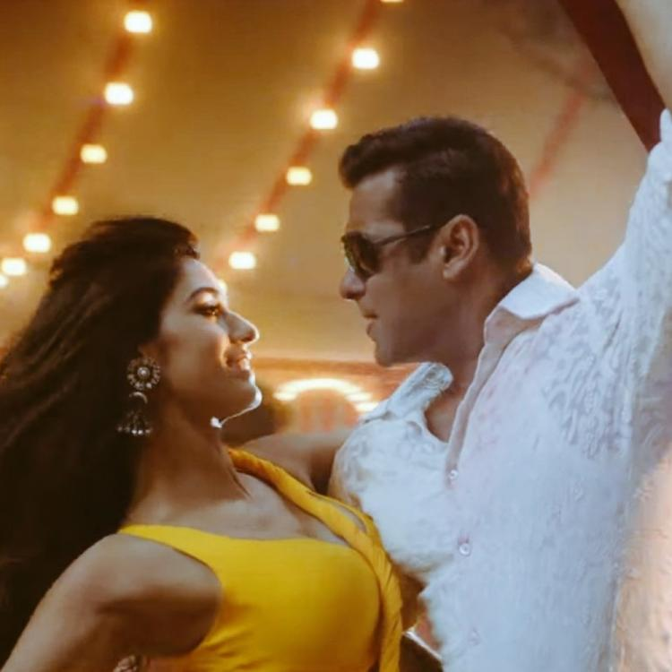 Bharat: Salman Khan and Disha Patani's Slow Motion BTS video showcases snippets of their prep for the song