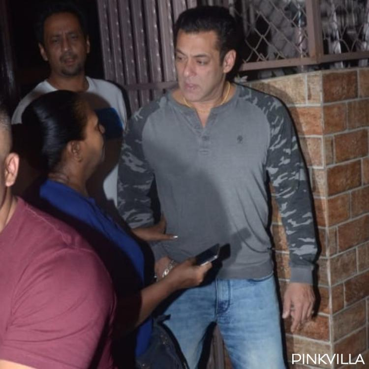 PHOTOS: Salman Khan keeps it simple yet looks stylish as he steps out in the city