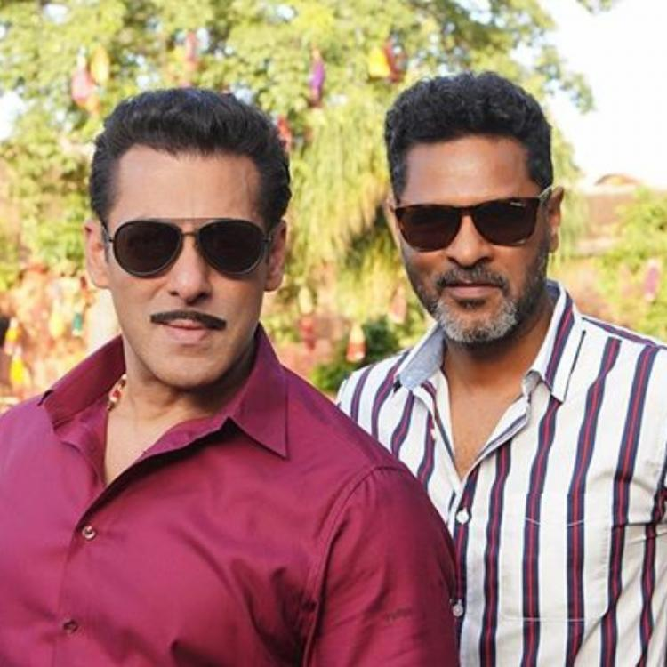 CONFIRMED: Salman Khan to dance off with Prabhudheva in Munna Badnaam Hua from Dabangg 3