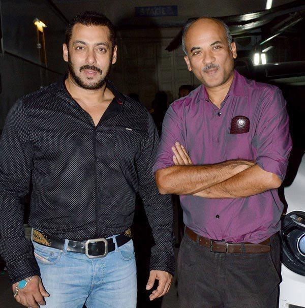 Salman Khan and Sooraj Barjatya to team up once AGAIN; details inside