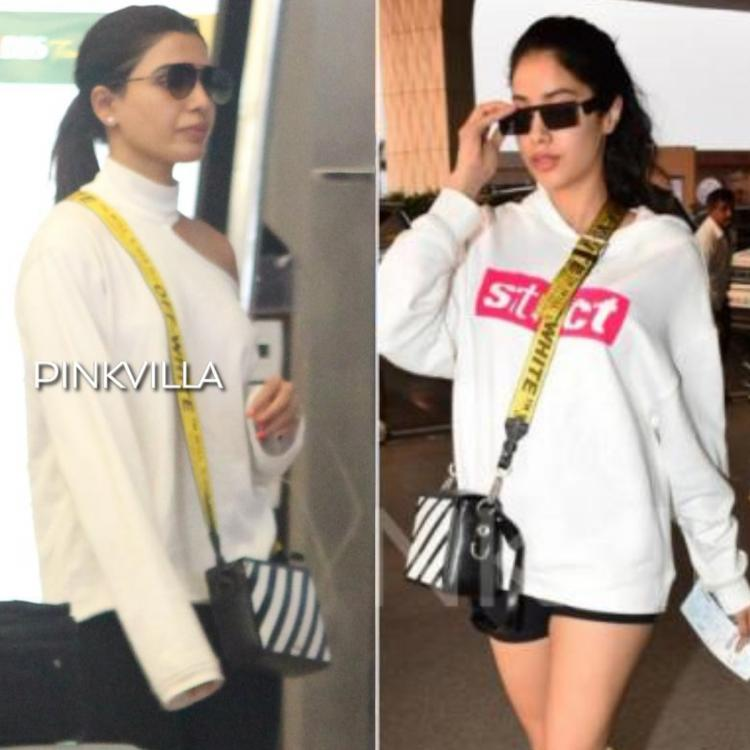 Samantha Akkineni is OBSESSED with the same Rs. 59,000 bag that Janhvi Kapoor, Kangana & others are