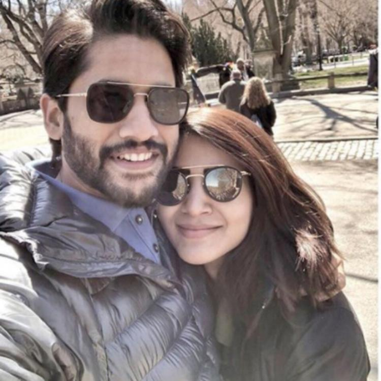 WATCH: Samantha Akkineni finds THIS actor to be fitter than hubby Naga Chaitanya; Here's why