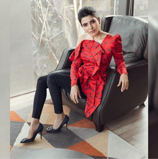 Samantha Akkineni's black heels costs THIS whopping amount; worth a holiday ticket to USA