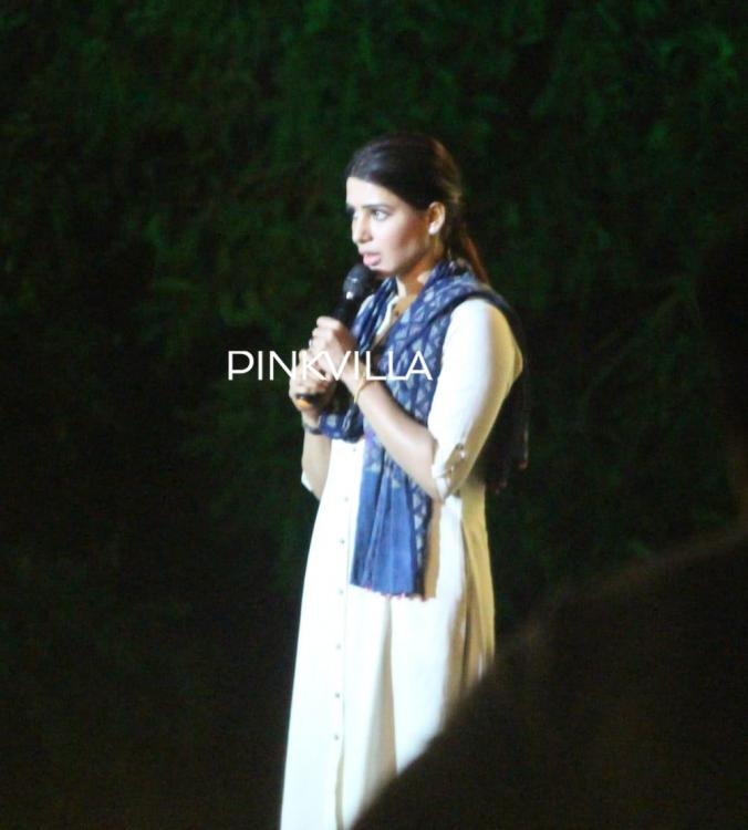 PHOTOS: Check out Samantha Akkineni's exclusive first look as she shoots for Telugu remake of 96