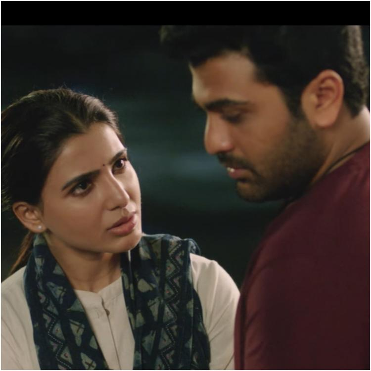 Samantha Akkineni makes a revelation about Jaanu; Says 'I outrightly rejected the film initially'