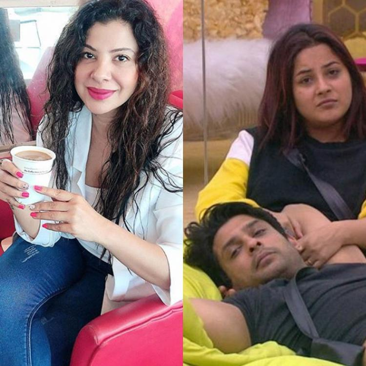 Bigg Boss 13 Sambhavna Seth Reacts To Shehnaaz Gill