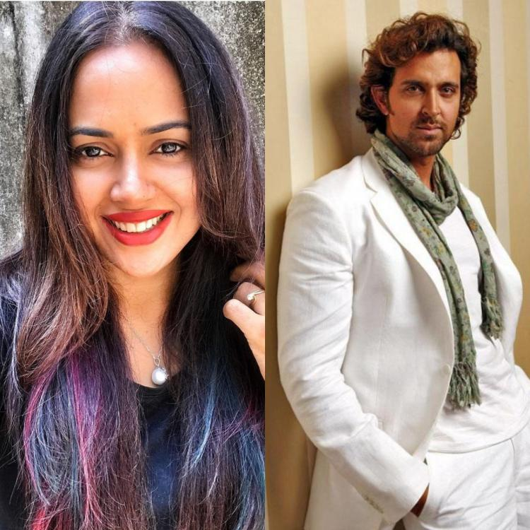 Sameera Reddy reveals THIS is how  Hrithik Roshan helped her overcome stammering