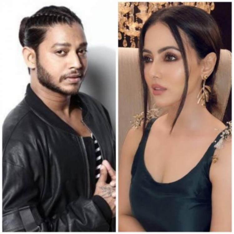 Sana Khaan gives a SAVAGE reply to ex beau Melvin Louis' cryptic post after their breakup; Take a look
