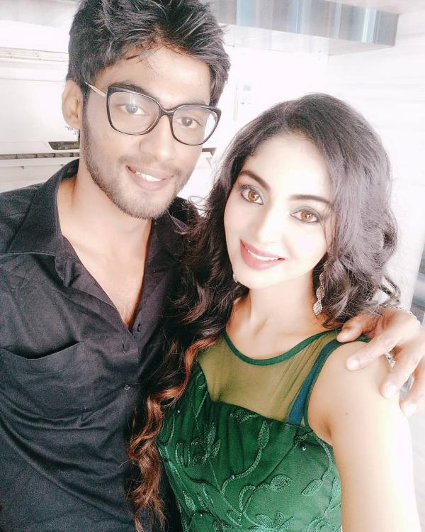 Bigg Boss Tamil 3: Sanam Shetty pens a special message for her beau Tharshan Thiyagarajah