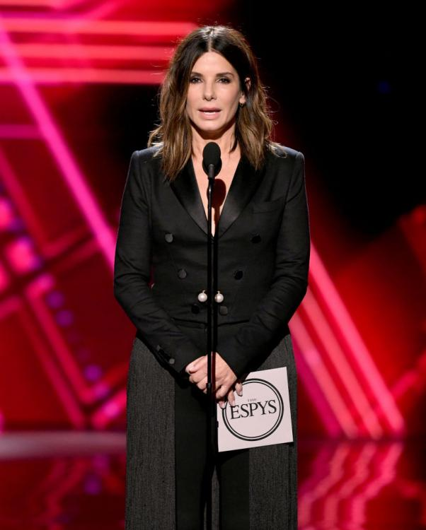 Celebrity Style,fashion,sandra bullock,espy awards