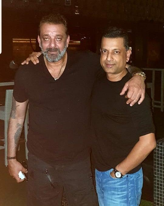 Sanjay Dutt,Exclusives,Paresh Ghelani