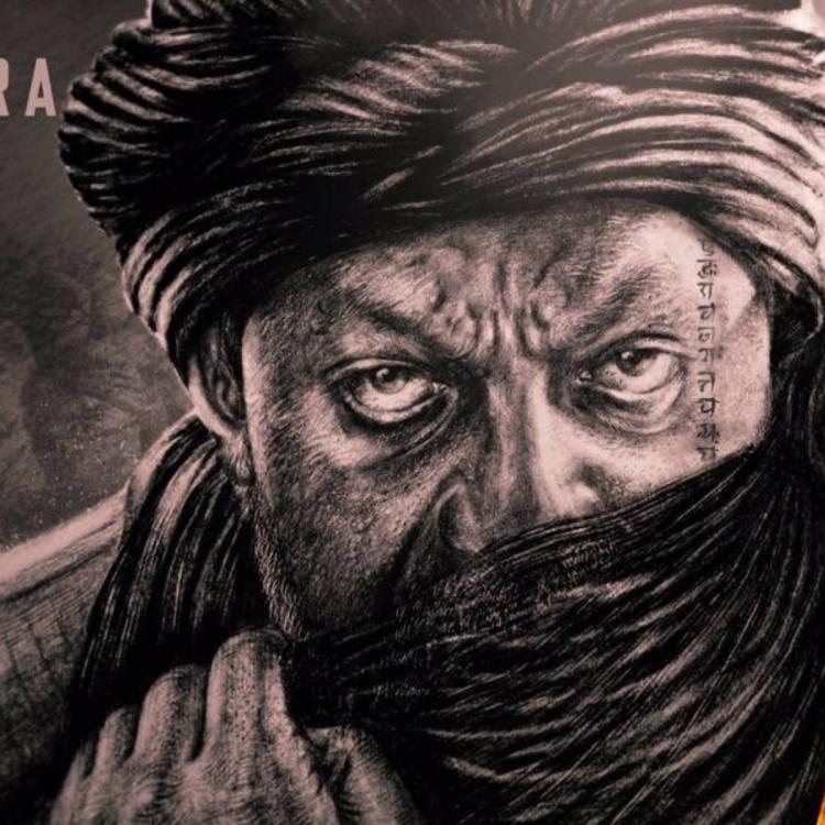 KGF: Chapter 2: Sanjay Dutt's First Look As Adheera Out On