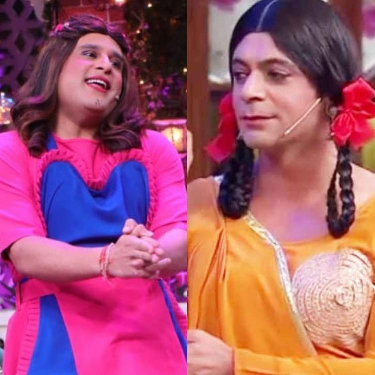 Krushna Abhishek says his character Sapna has made the viewers forget Sunil Grover on The Kapil Sharma Show