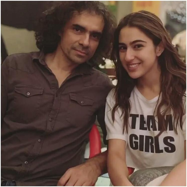 Sara Ali Khan on Love Aaj Kal director Imtiaz Ali: He is clear in what he wants and knows how to get you there