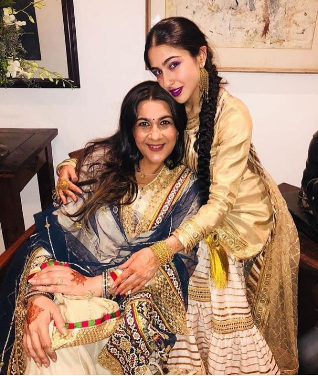 Sara Ali Khan's mom Amrita Singh wins legal battle over property in Uttarakhand; read to know more