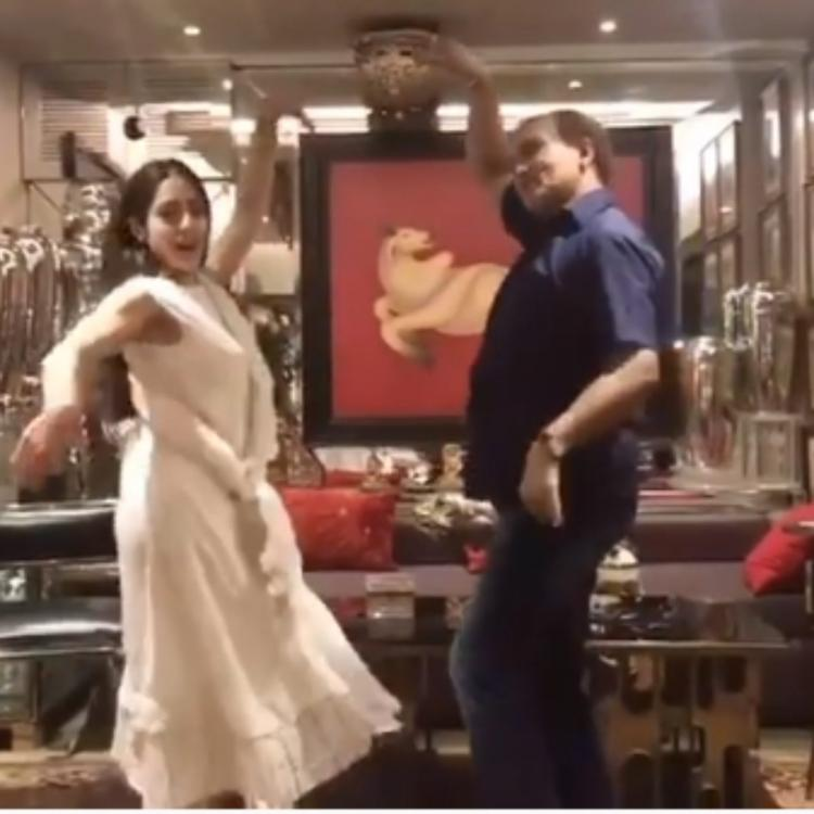 Sara Ali Khan dancing to 'Saat Samundar Paar' in throwback video will make you want to dance your heart out