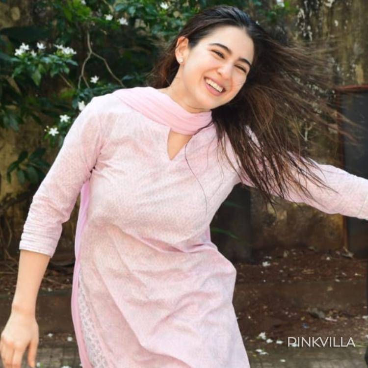 Sara Ali Khan shares a meme about 'trying to get a hold of life' and we think it aptly defines 2020 for us
