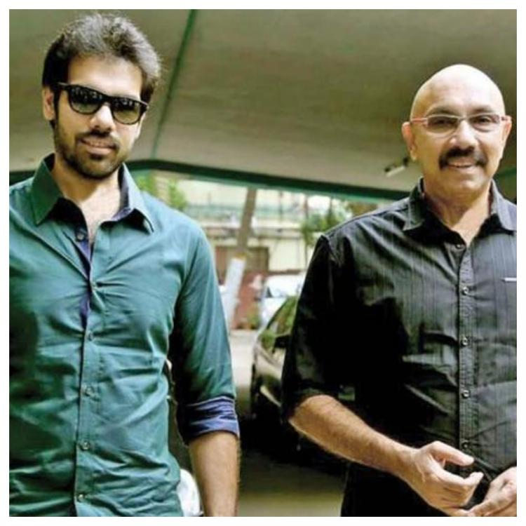 Sathyaraj gets lauded by son Sibi for winning Filmfare South Best Supporting Actor Award